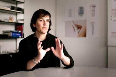 Dr. Miriam Rietzler, Foto: Braun